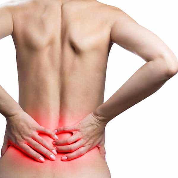 腰痛の痛み